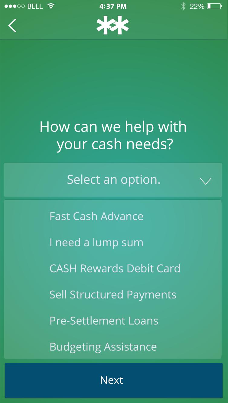 Cash advance stories image 9